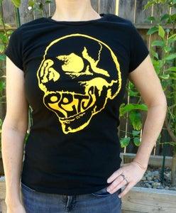 Image of Skull Logo T-Shirt FREE SHIPPING