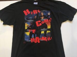 Image of MC Hammer Vintage Tee 1991