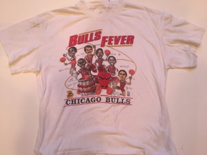 Image of Chicago Bulls Vintage Tee | Bulls Fever!