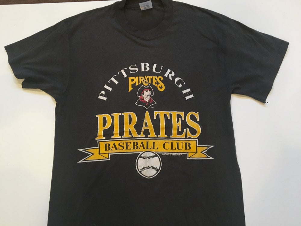 Image of Pittsburgh Pirates Vintage Tee | 1989
