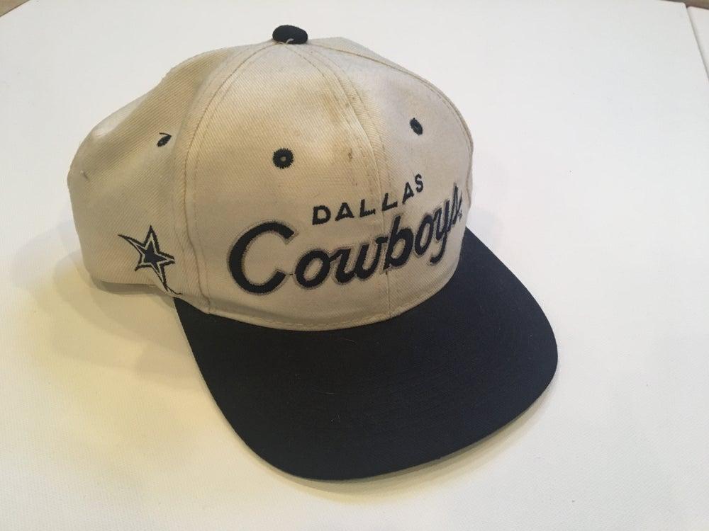 Image of Dallas Cowboys Vintage SnapBack