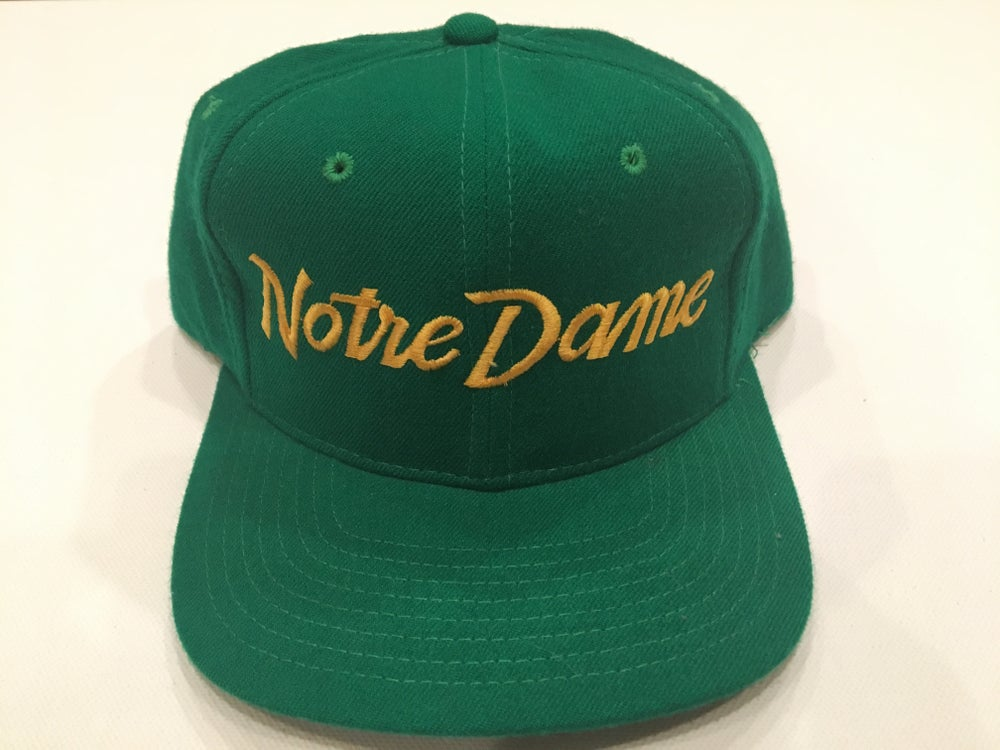 Image of Notre Dame Fighting Irish Vintage SnapBack