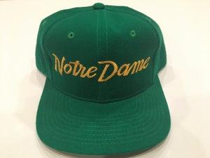 Image of Notre Dame Fighting Irish Vintage SnapBack
