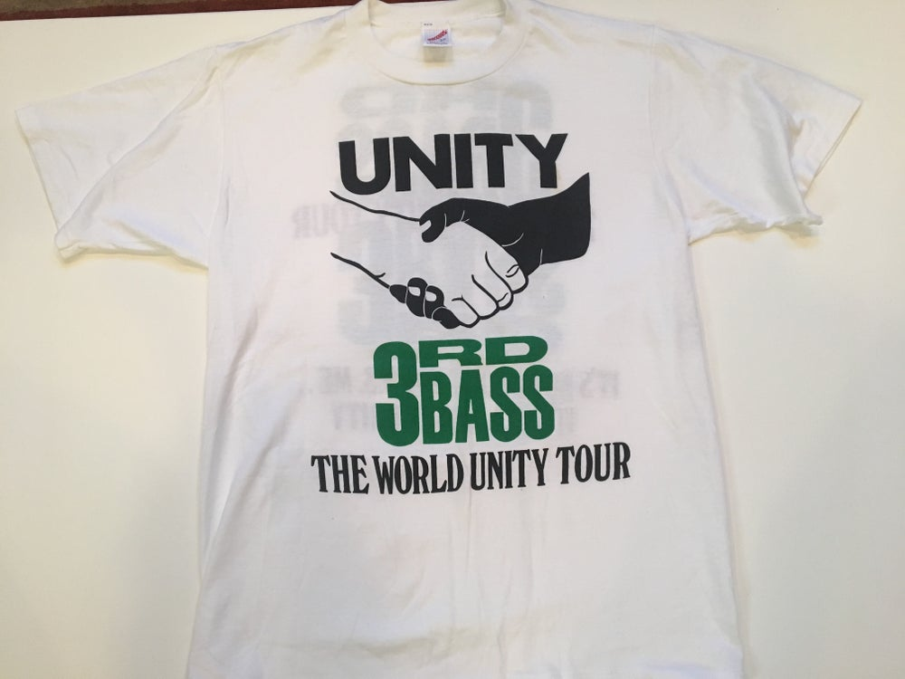 Image of 3rd Bass Vintage Tee 1991