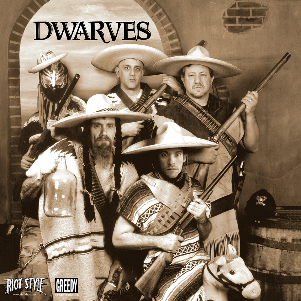 Riot Style The Dwarves