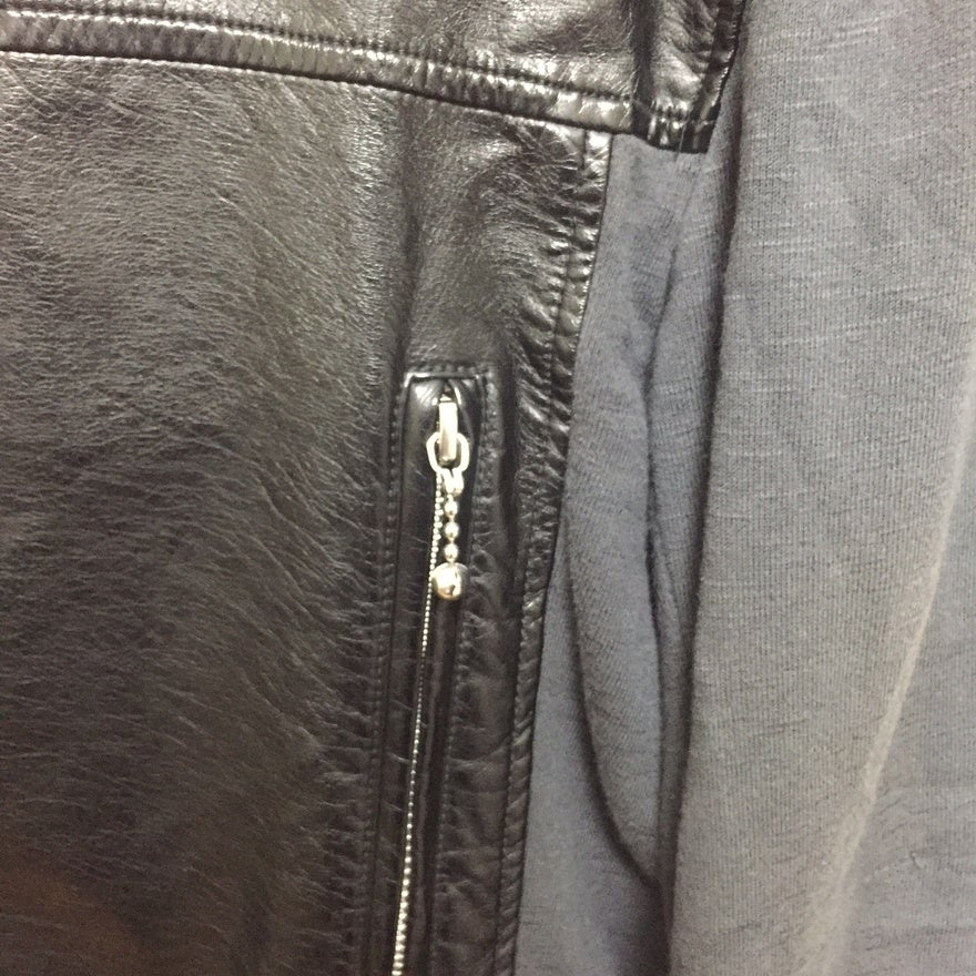 Image of Undercover For Uniqlo Jun Takahashi Biker Jacket