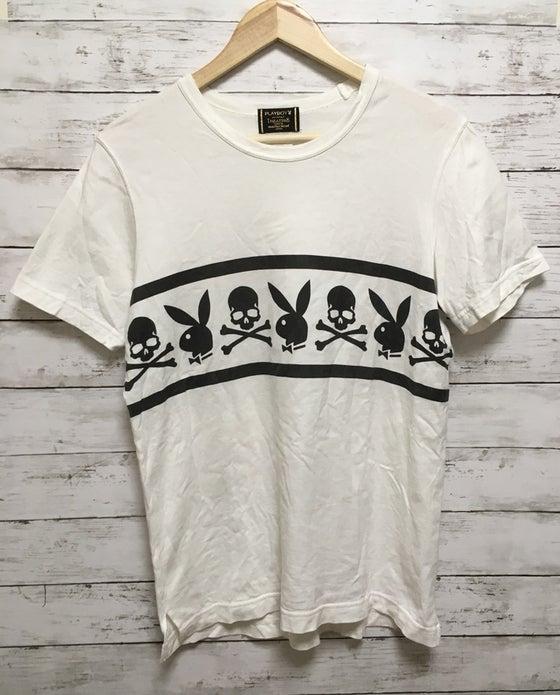 Image of Mastermind x Playboy rare tee shirt