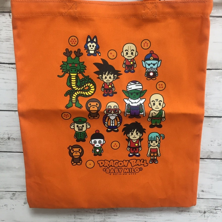 Image of A Bathing Ape x Dragon Ball Collection Tote Bag
