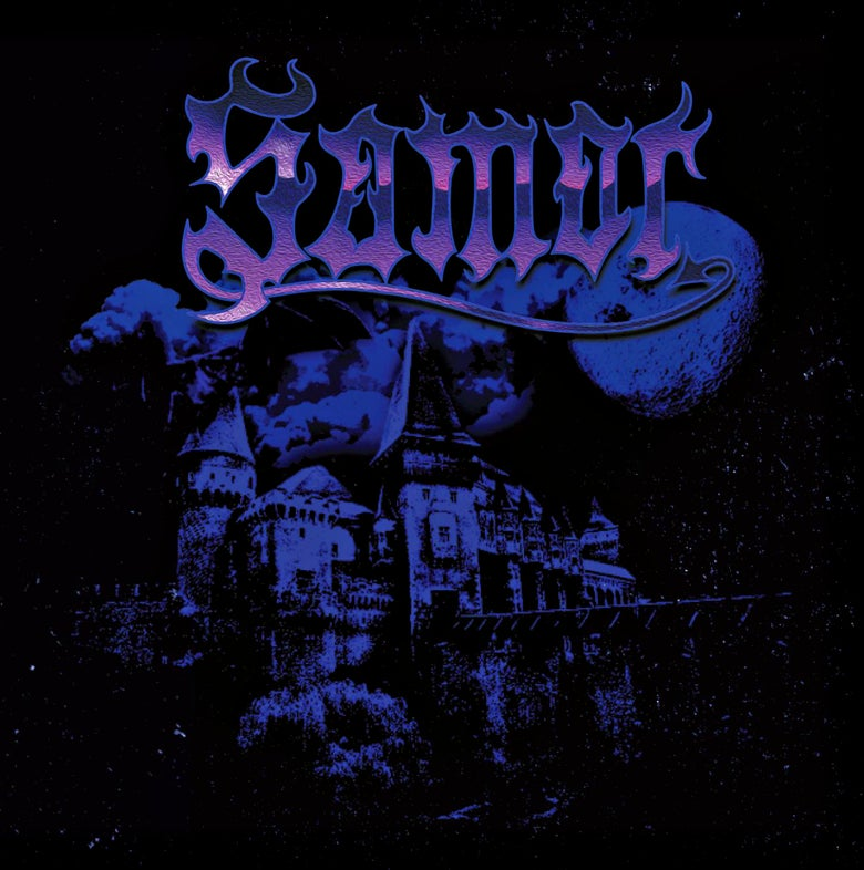 Image of Samot - Across The Abyss CD
