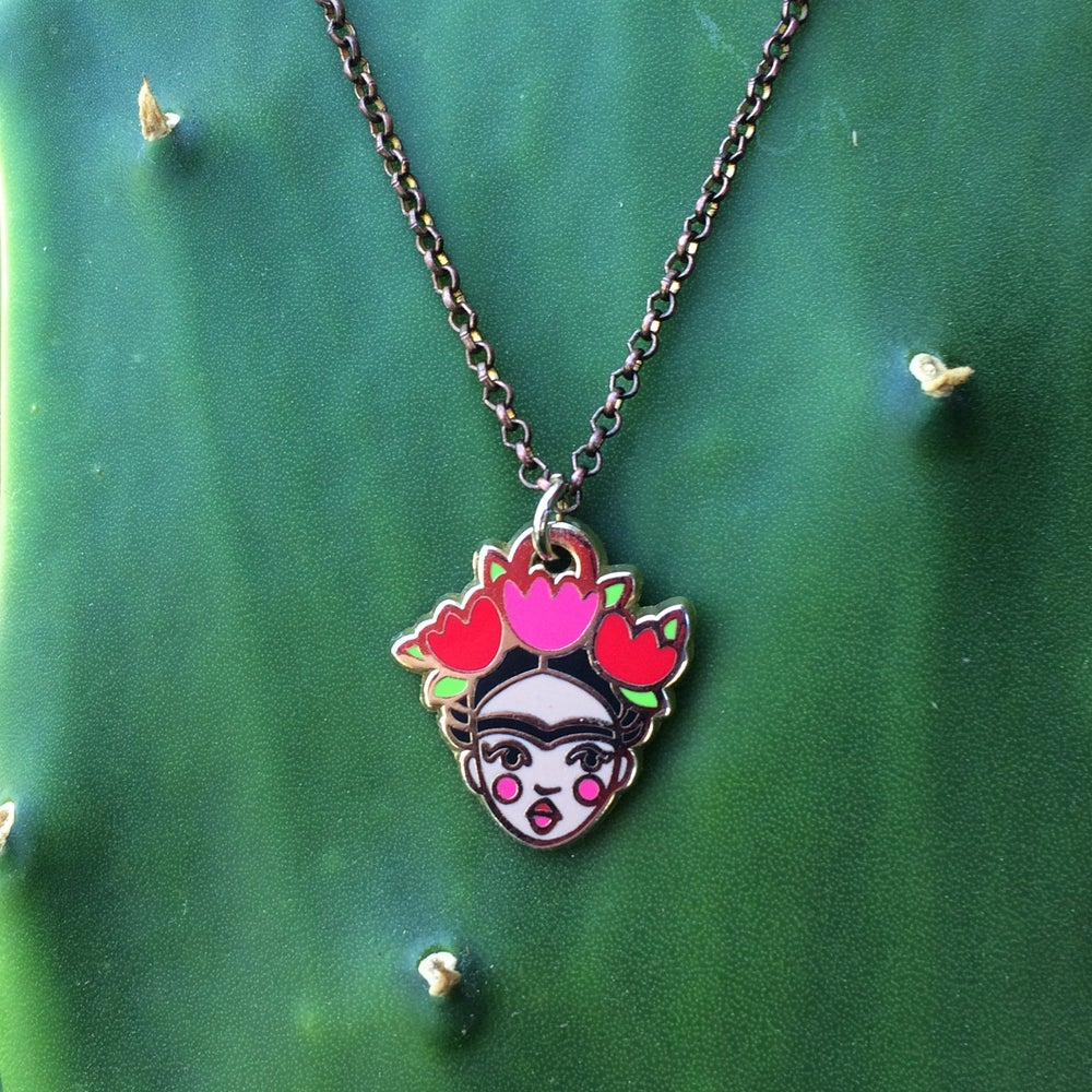 Image of Fridita necklace