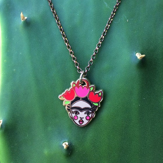 Image of Fridita necklace