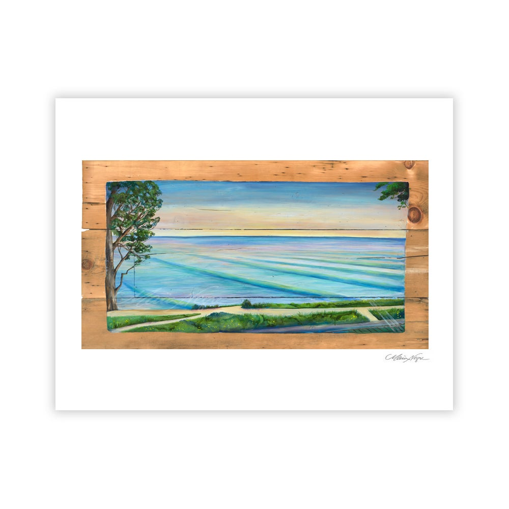 Image of New Brighton View, Archival Paper Print