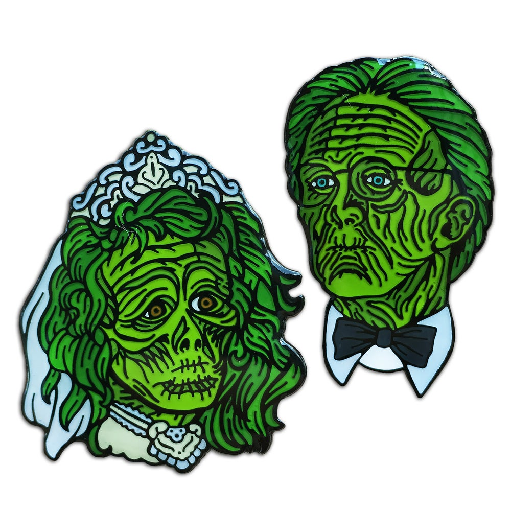 Image of The Maitlands - Lapel Pin