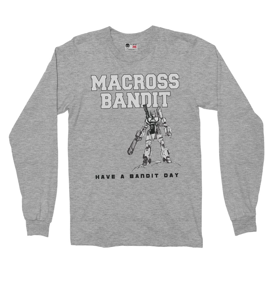 Image of FM Macross Bandit Longsleeve Tee