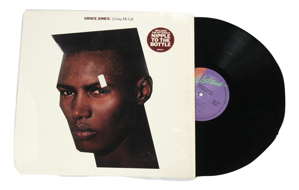 Image of Grace Jones - Living My Life Vinyl LP
