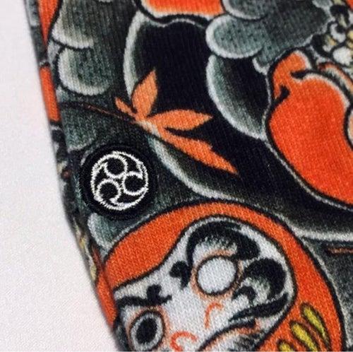 """Image of 3TIDES x UBIQ """"IREZUMI"""" SOCKS【Daruma】"""