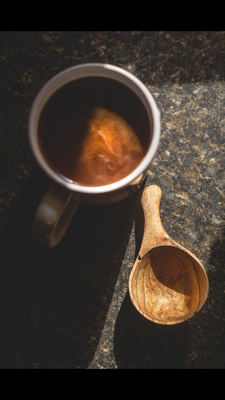 Image of Mimosa Coffee scoop