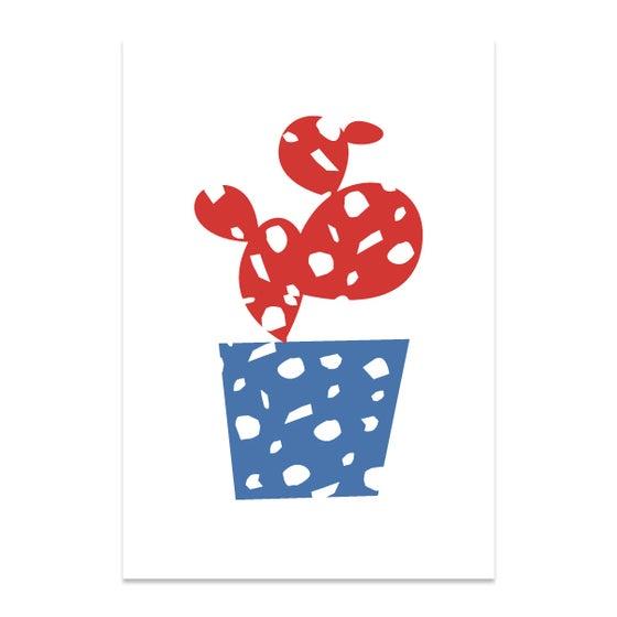 Image of Carte Postale Cactus
