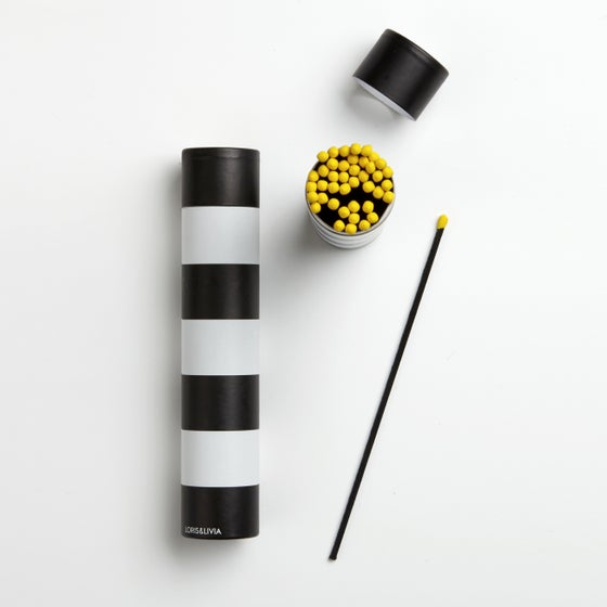Image of 1 BELISHA BEACON MATCHES