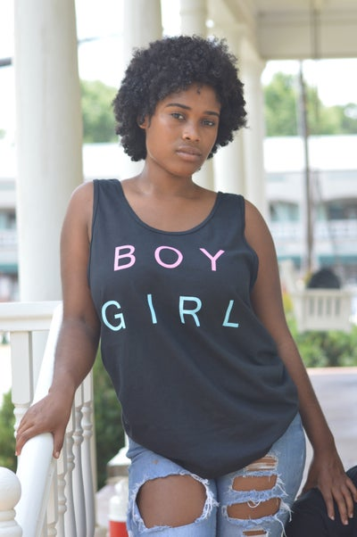Image of BoyGirl TANK