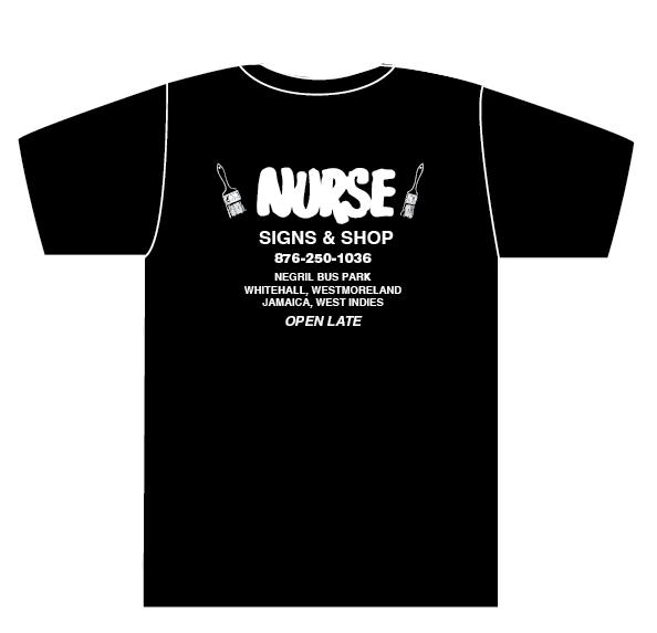Image of Nurse Signs Shirt