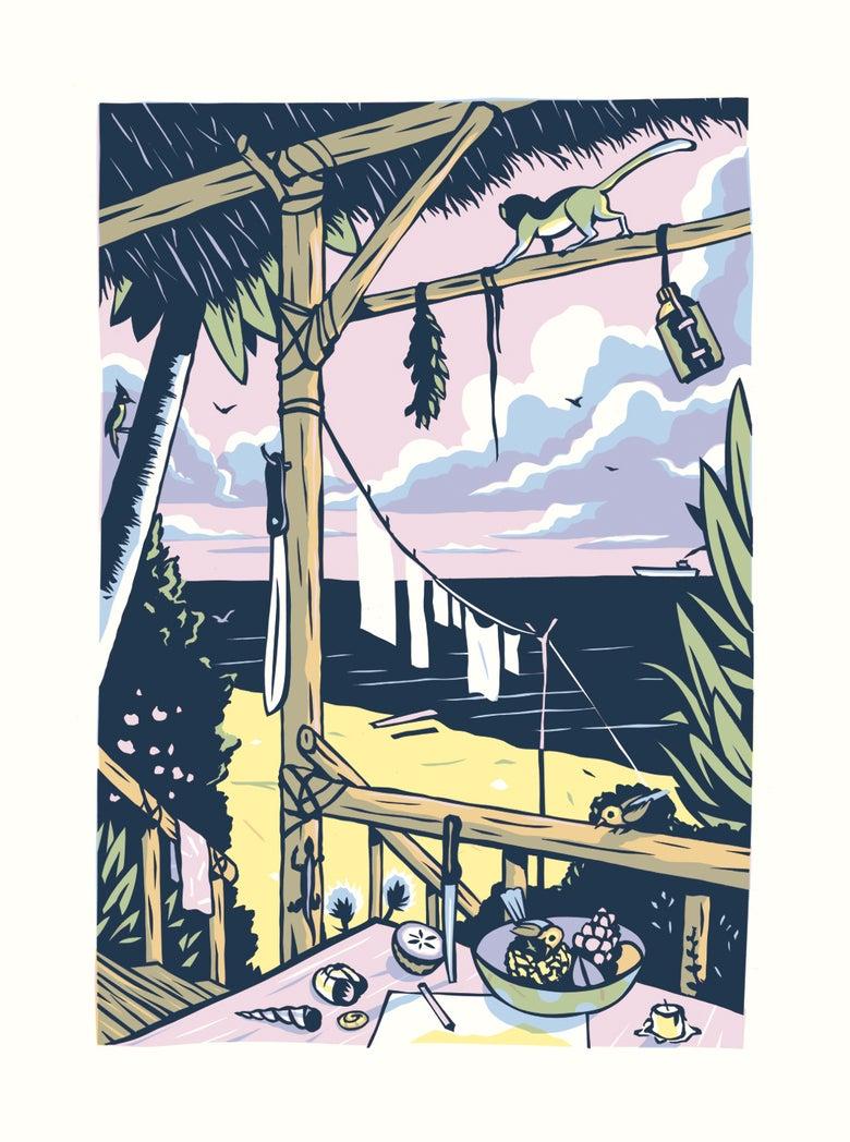 Image of »Janta Island #5«