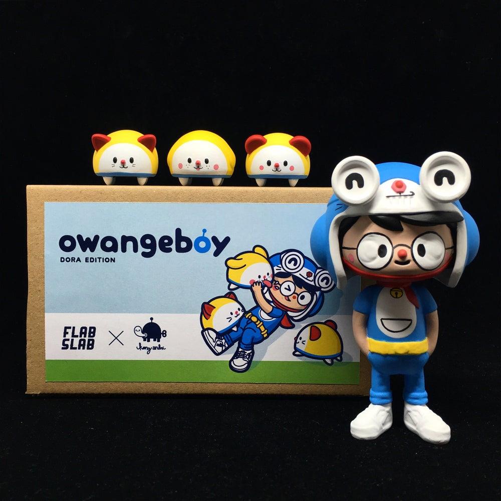 Image of owangeboy [dora edition]