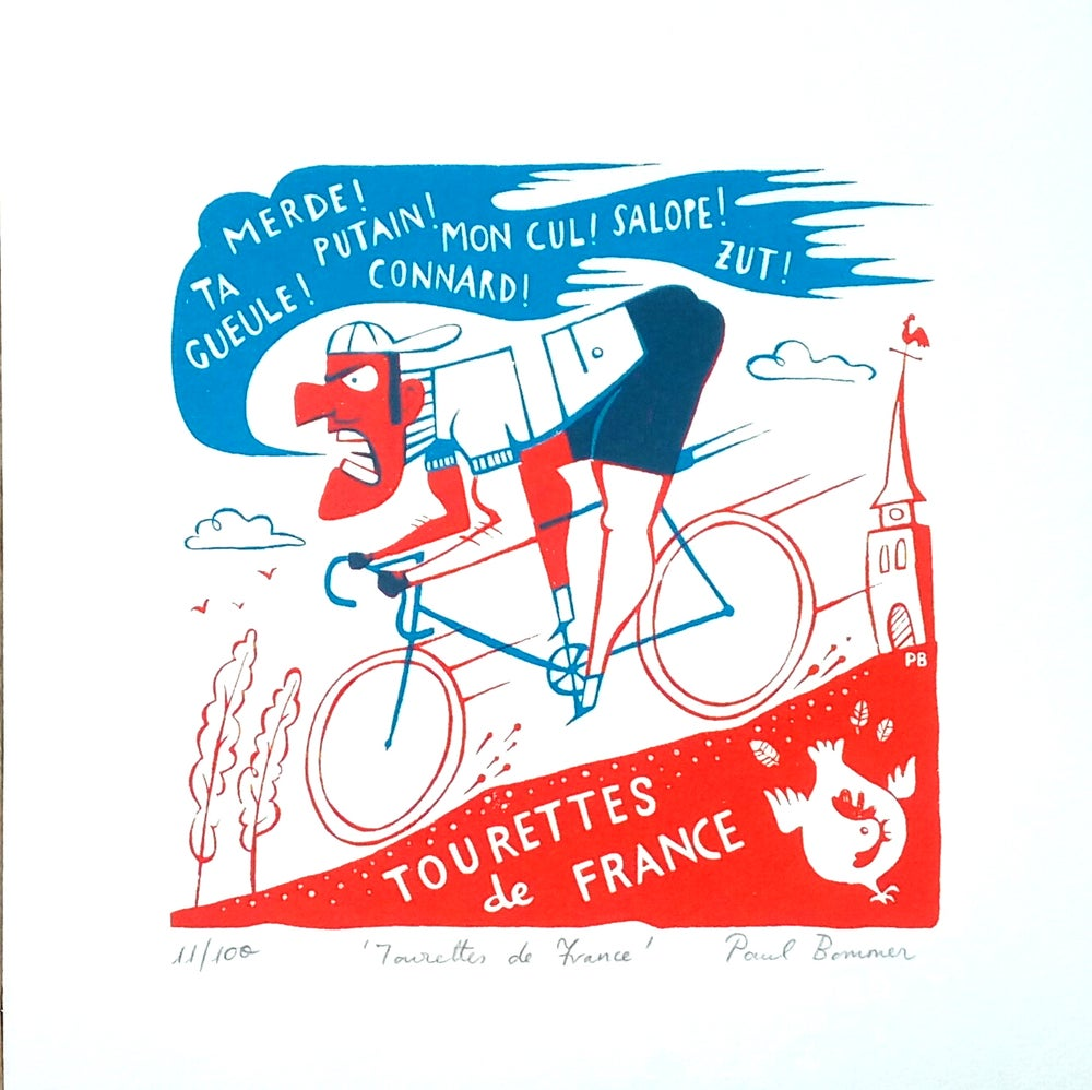 Image of Tourettes de France (mini)