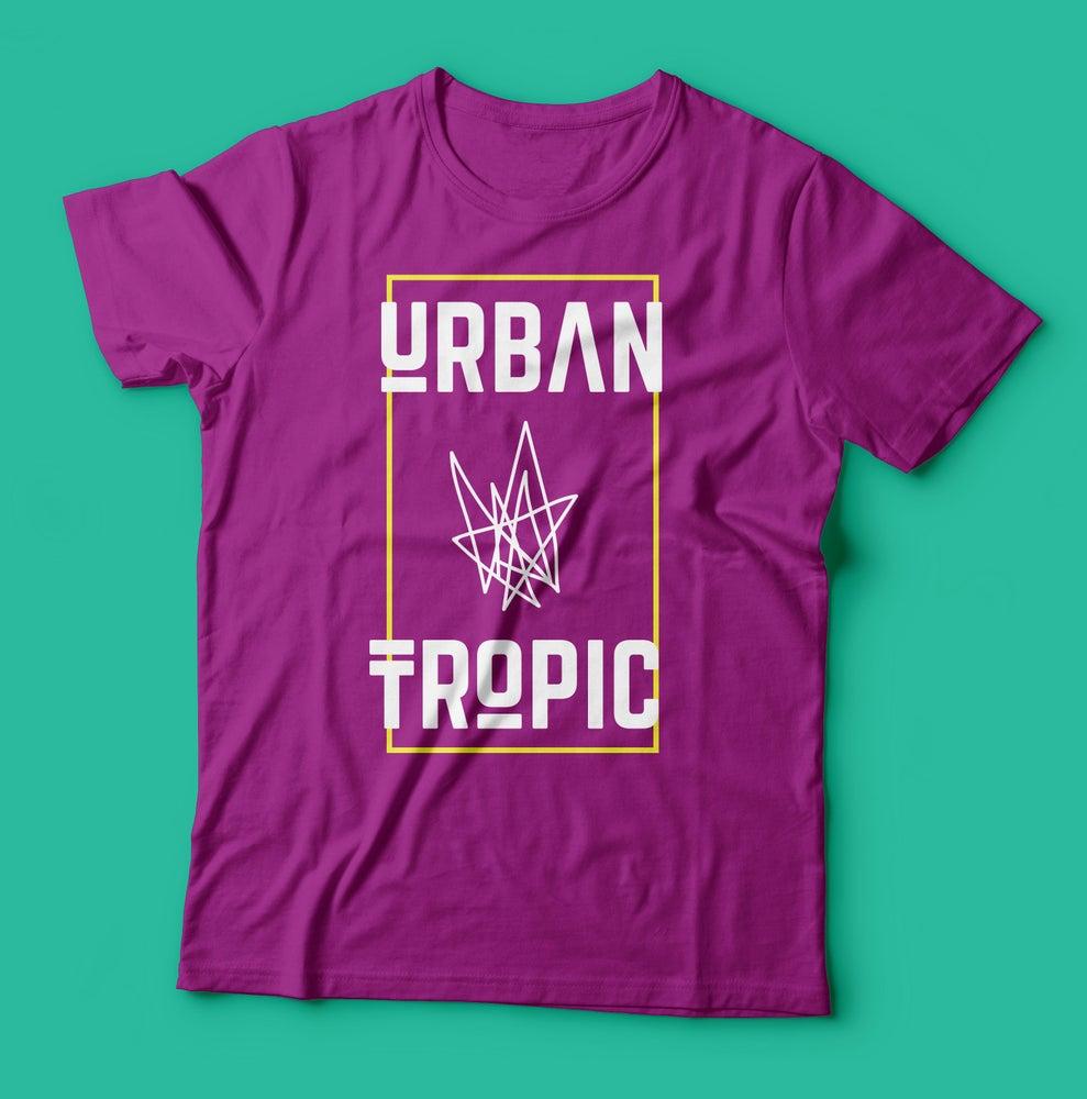Image of Purple T-shirt
