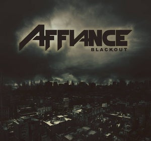 Image of Blackout CD (autographed)