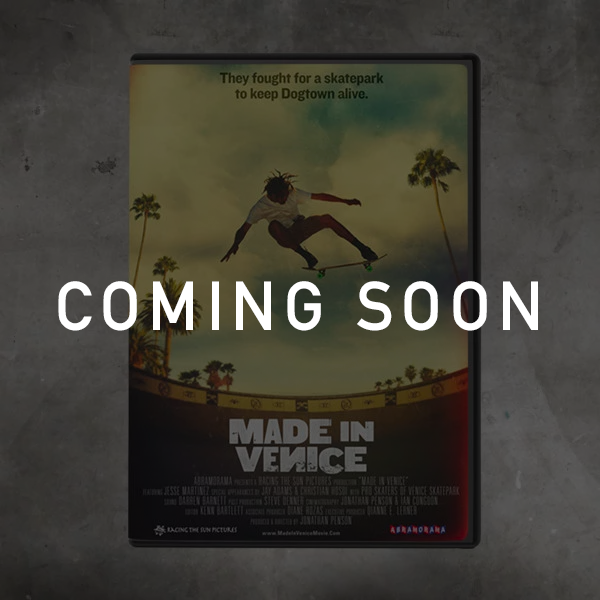 Image of DVD Made In Venice Movie