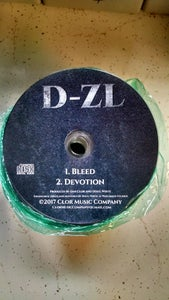 Image of D-ZL 2 song EP