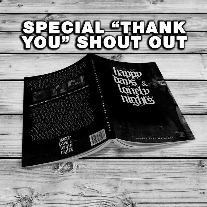 """Image of SHOUT OUT EDITION 
