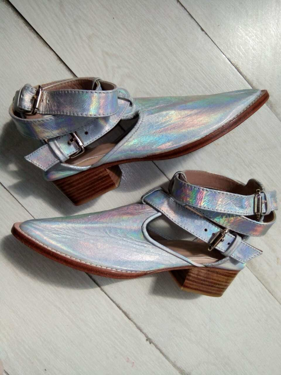 Image of ALEXIS BOOT - HOLOGRAPHIC