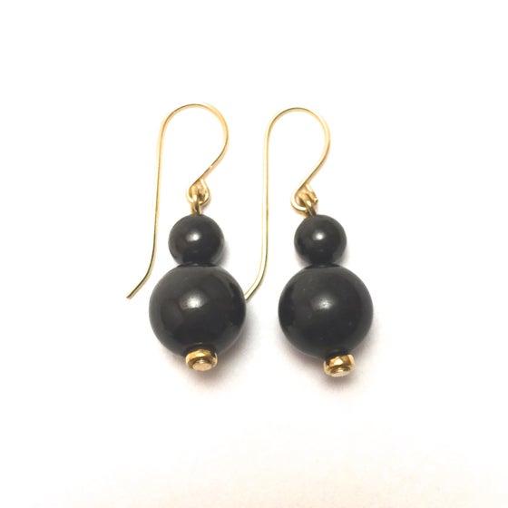 Image of Shungite Earrings