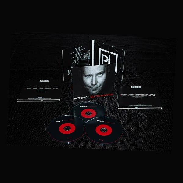 Image of KILL THE MONSTER CD