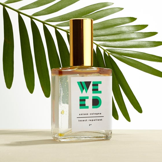 Image of WEED Bug Repellent + Unisex Cologne