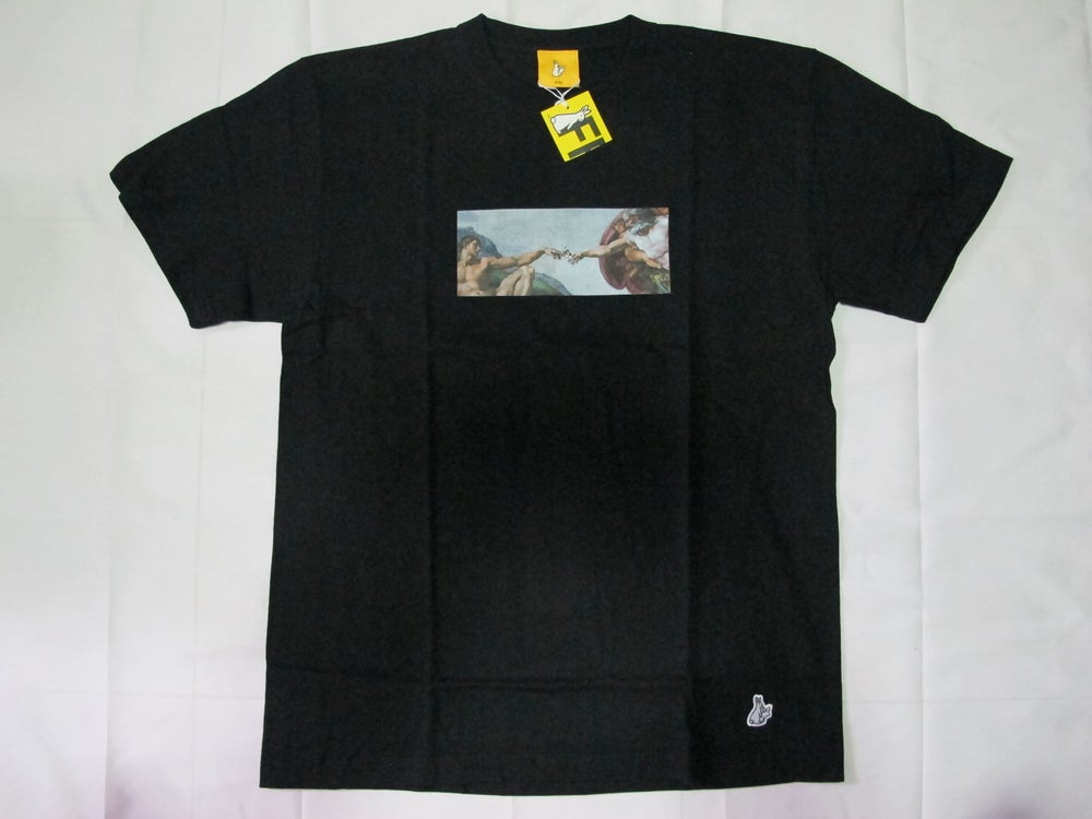 Image of Fxxking Rabbit FR2 - Can i bum a smoke (Black)