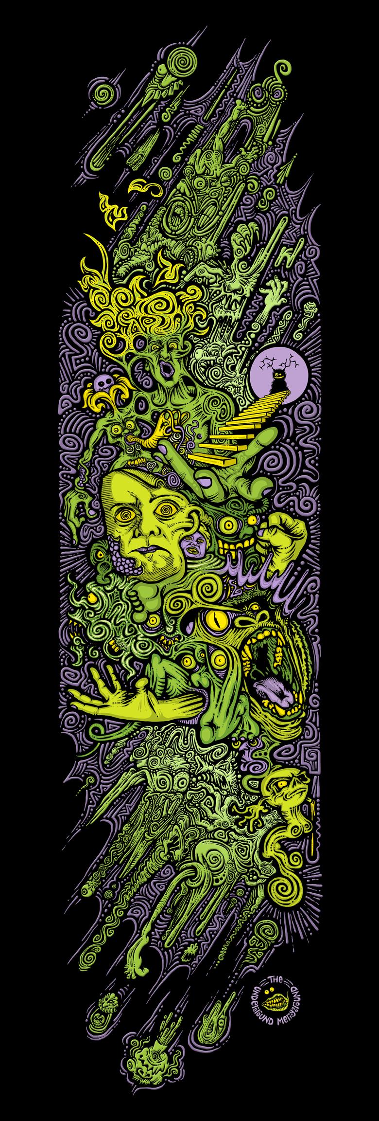 Image of Psychodelirium