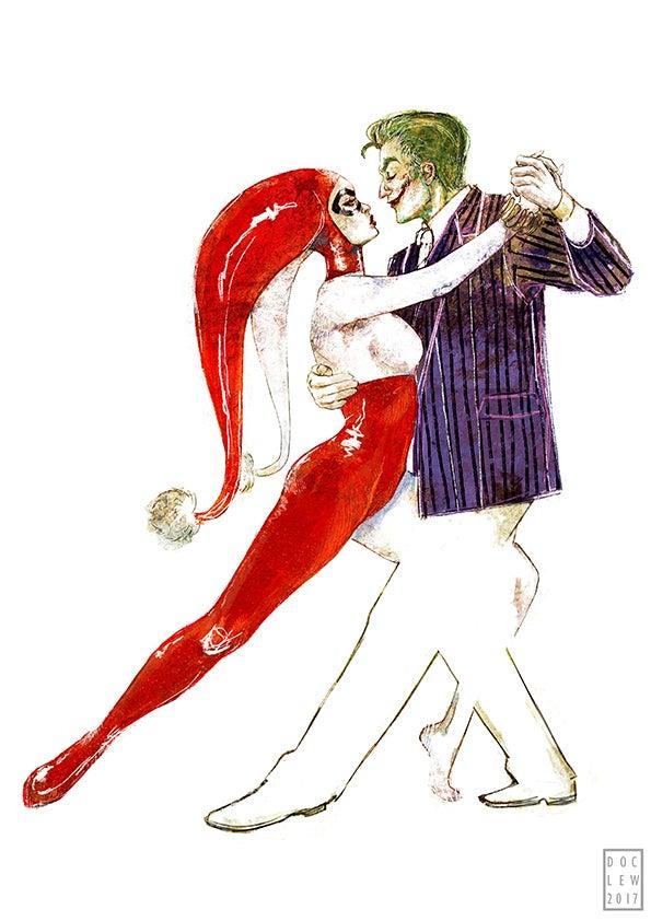 Image of Harley & Joker