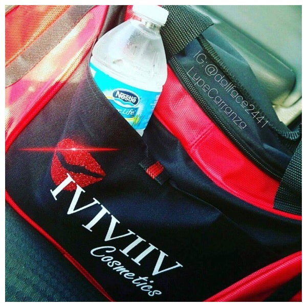 Image of Custom IVIVIIV gym bag