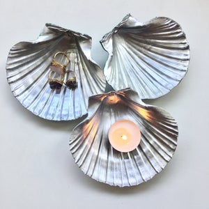 Image of Spirit Shell - Silver Tones