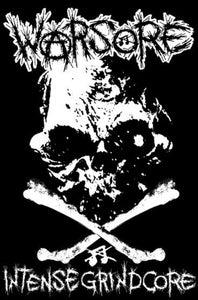 """Image of WARSORE """"intense grindcore""""  T shirt"""