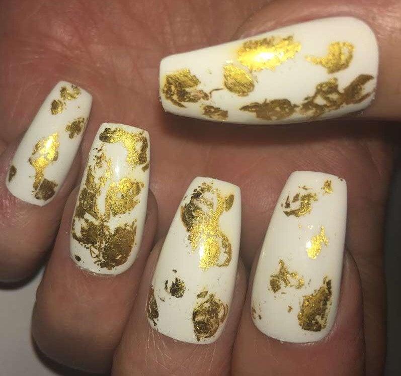 Image of Golden Foil