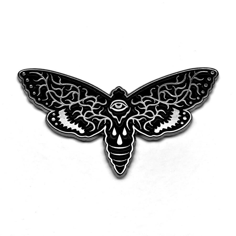 Image of Vein Moth Pin