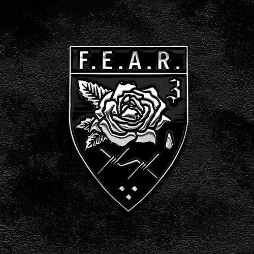 Image of F.E.A.R. Pin