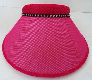 Image of Visor Hot Pink