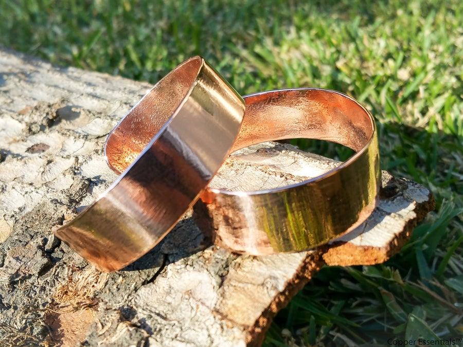 Image of Copper Bracelet (personal ingraving)