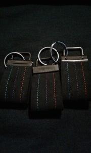 Image of Alcantara Key chain