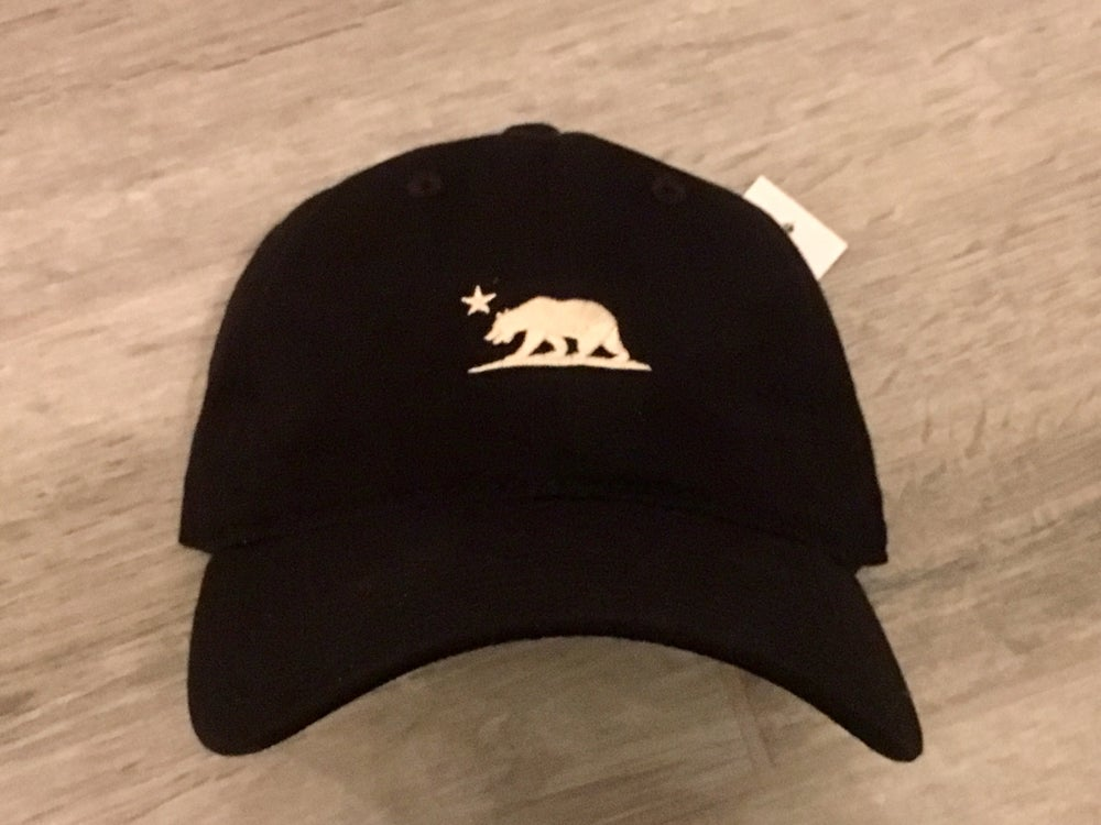 Image of CA Bear Dad Hat